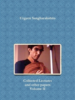 Collected Lectures and other papers Volume II cover